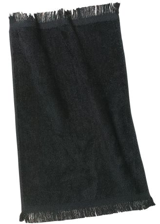 Port Authority PT39    - Fingertip Towel Black