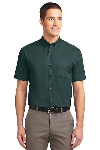 Port Authority TLS508    Tall Short Sleeve Easy Care Shirt Catalog