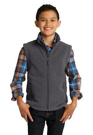 Port Authority Y219    Youth Value Fleece Vest Catalog