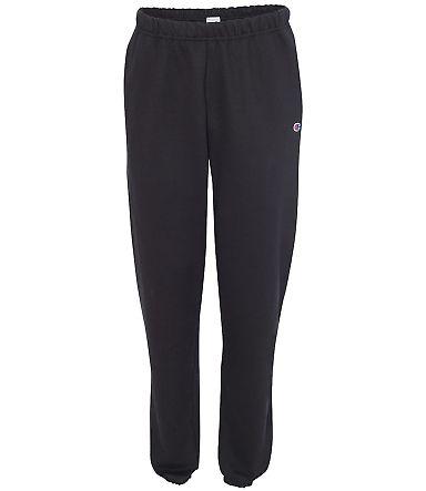 Champion RW10 Reverse Weave Sweatpants with Pocket Black