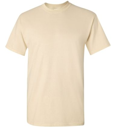 Gildan 2000 Ultra Cotton T-Shirt G200 NATURAL