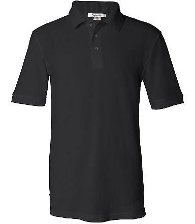 FeatherLite 0500 Pique Sport Shirt Black