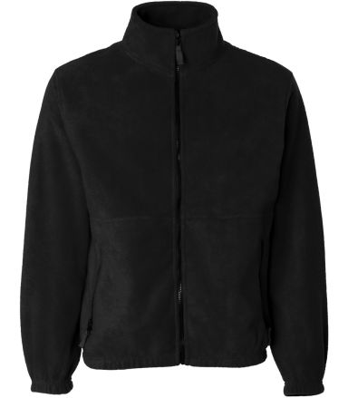 Sierra Pacific 3061 Full-Zip Fleece Jacket Black