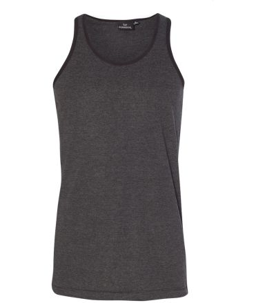 Burnside 9111 Heathered Tank Top HTHR CHARCOAL