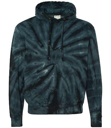 Dyenomite 854CY Cyclone Hooded Sweatshirt Black