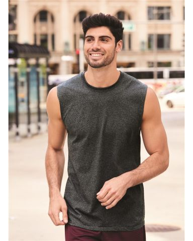 Jerzees 29SR Dri-Power Active Sleeveless 50/50 T-Shirt Catalog