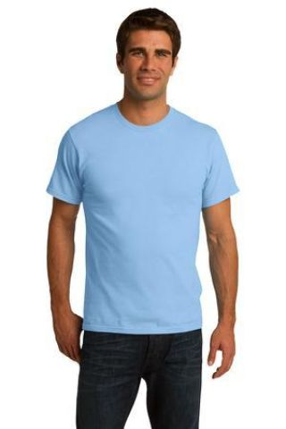 244 PC150ORG CLOSEOUT Port & Company Essential 100% Organic Ring Spun Cotton T-Shirt Catalog