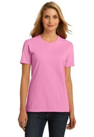 244 LPC150ORG CLOSEOUT Port & Company Ladies Essential 100% Organic Ring Spun Cotton T-Shirt Catalog