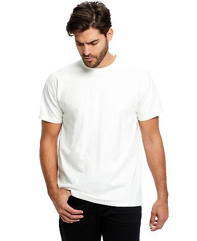 Men's Vintage Fit Heavyweight Cotton T-Shirt Off White