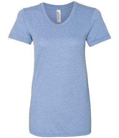 TR301W Women's Triblend T-Shirt ATHLETIC BLUE