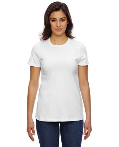 23215W Ladies' Classic T-Shirt WHITE