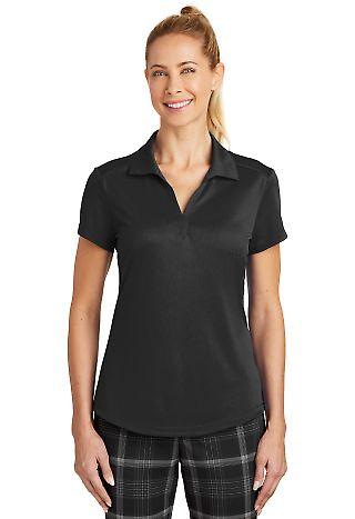 232 838957 Nike Golf Ladies Dri-FIT Legacy Polo Black