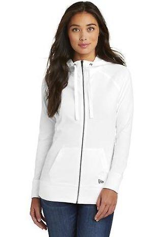 1001 LNEA122 New Era  Ladies Sueded Cotton Full-Zip Hoodie Catalog