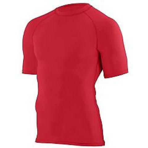 Augusta Sportswear 2600 Hyperform Compression Shor RED