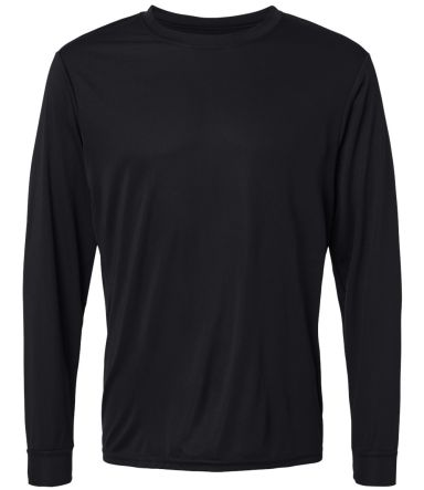 Augusta Sportswear 788 Performance Long Sleeve T-S BLACK