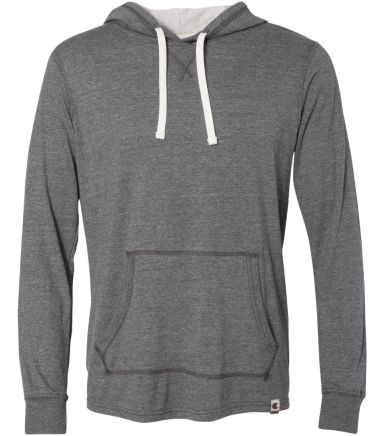 Champion Clothing AO100 Originals Triblend Hooded  Charcoal Heather