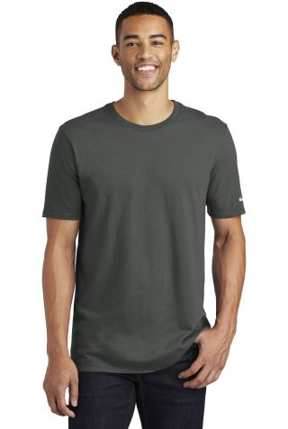 Nike BQ5233  Core Cotton Tee Anthracite