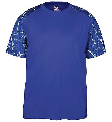 Badger Sportswear 4143 Shock Sport T-Shirt Royal