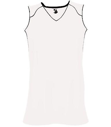 Badger Sportswear 6172 B-Core Adrenaline Women's J White/ Black