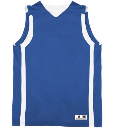 Badger Sportswear 8551 B-Core B-Slam Reversible Ta Royal/ White