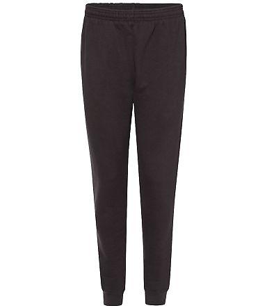 Badger Sportswear 1215 Athletic Fleece Jogger Pant Black