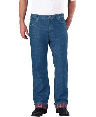 Dickies Workwear DD217 Men's Relaxed Straight-Fit  SW IND BLUE _44