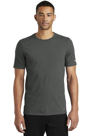 Nike BQ5231  Dri-FIT Cotton/Poly Tee Anthracite