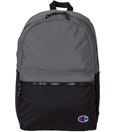 Champion Clothing CS1000 21L Script Backpack Heather Grey/ Black