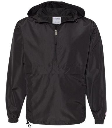 Champion Clothing CO200 Packable Jacket Black