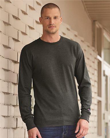 Champion Clothing CP15 Premium Fashion Classics Long Sleeve T-Shirt Catalog