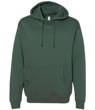 Independent Trading Co. - Hooded Pullover Sweatshi Alpine Green