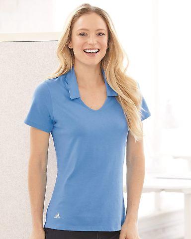Adidas Golf Clothing A323 Women's Cotton Blend Sport Shirt Catalog