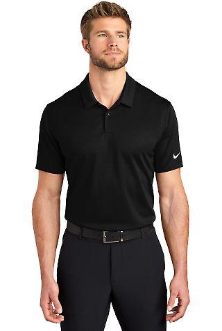 Nike BV6042  Dry Essential Solid Polo Black