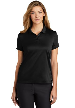 Nike BV6043  Ladies Dry Essential Solid Polo Black