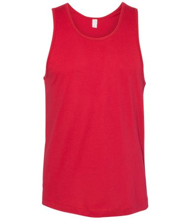 Alternative Apparel 1091 Cotton Jersey Go-To Tank APPLE RED