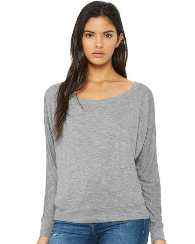 BELLA 8850 Womens Long Sleeve Dolman Top Catalog