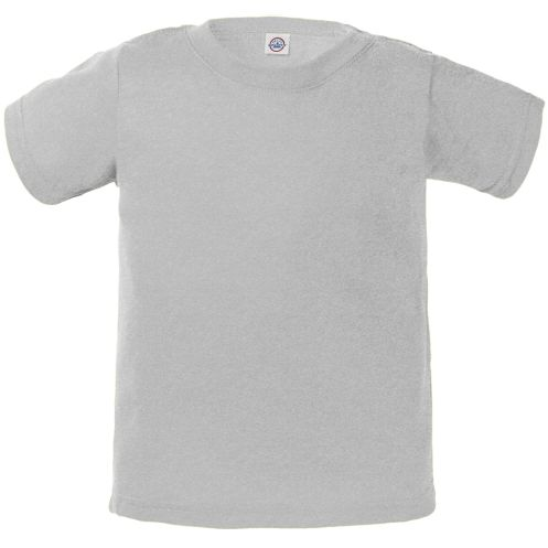 Delta Apparel 11000   Infant SS Tee ATHLETIC HEATHER
