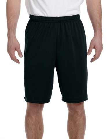 1420 Training Short BLACK