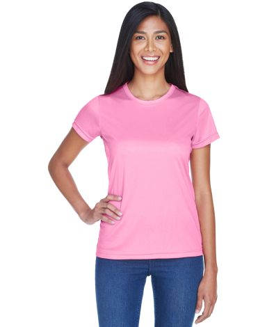 8420L UltraClub Ladies' Cool & Dry Sport Performan AZALEA