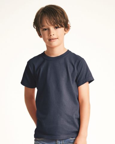 9018 Comfort Colors - Pigment-Dyed Ringspun Youth T-Shirt Catalog