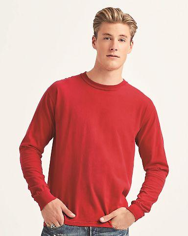6014 Comfort Colors - 6.1 Ounce Ringspun Cotton Long Sleeve T-Shirt Catalog