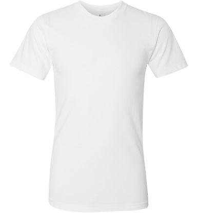 2001 American Apparel Unisex Fine Jersey USA Made T-Shirt