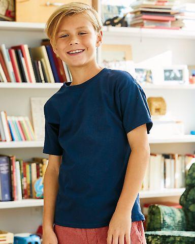 5480 Hanes® Heavyweight Youth T-shirt Catalog