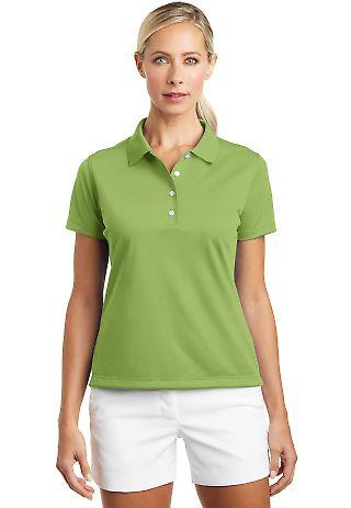 Nike Golf Ladies Tech Basic Dri FIT Polo 203697 Vivid Green