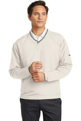 Nike Golf V Neck Wind Shirt 234180 Birch