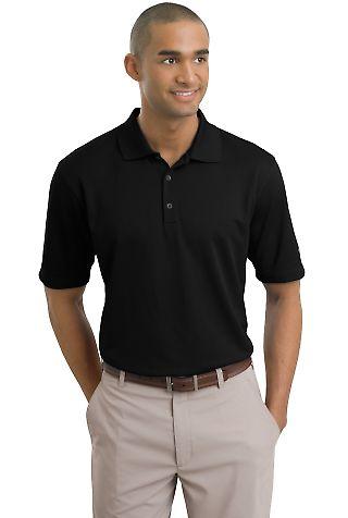 Nike Golf Dri FIT Textured Polo 244620 Black