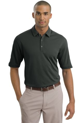 266998 Nike Golf Tech Sport Dri FIT Polo  Anthracite