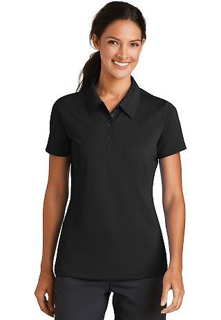 Ladies Nike Sphere Dry Diamond Polo 358890 Black