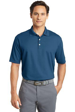 363807 Nike Golf Dri FIT Micro Pique Polo  French Blue
