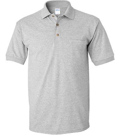 8900 Gildan® Ultra Blend Sport Shirt with Pocket SPORT GREY